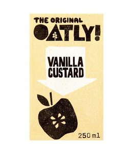 Oatly Oatly Vanilla Custard 250ml