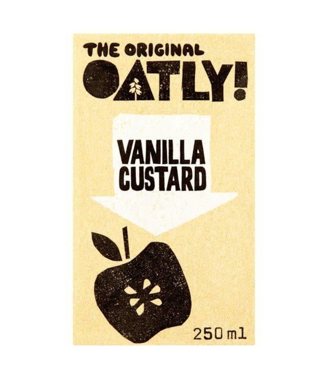 Oatly Oatly Vanilla Custard 250ml