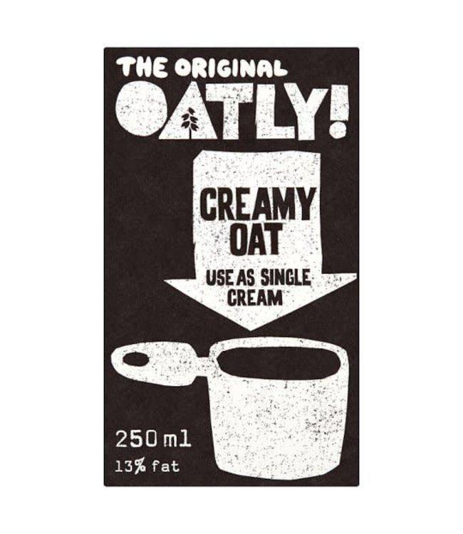Oatly Oatly Creamy Oat 250ml