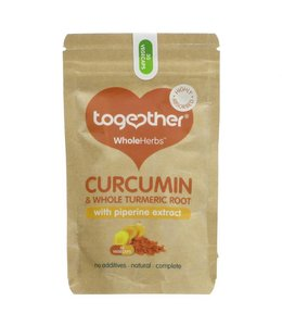 Together Health Together Health Curcumin & Turmeric 30caps