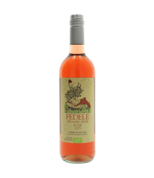Fedele Fedele Rose Wine Vino Rose 75cl
