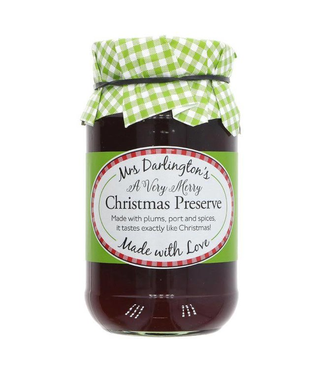 Mrs Darlingtons Mrs Darlington Xmas Preserve 340g