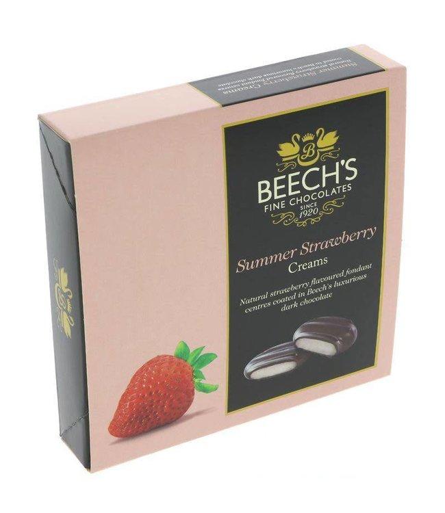 Beech's Fine Chocolates Beechs Strawberry Creams 90g