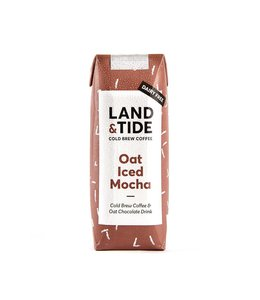 Land Tide Land and Tide Oat Iced Mocha 250ml