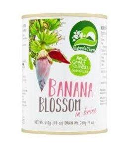 Nature's Charm Banana Blossom in Brine 510g