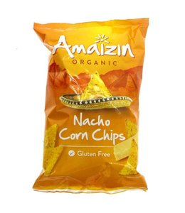 Amaizin Amaizin Bio Corn Chips Natural 150g