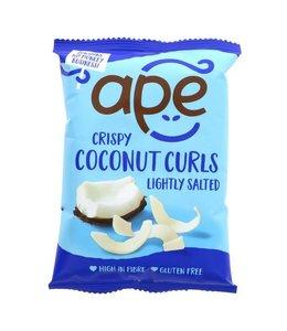 Ape Snacks Ape Snacks Coconut Curls Salted 20g