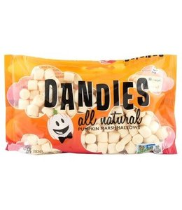 Dandies Dandies All Natural Pumpkin Marshmallows 283g