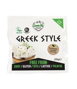 GreenVie GreenVie Block Greek Style 200g
