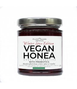 Plant Based Artisan Vegan Honea - Winter Spice 230g (Limited Edition)