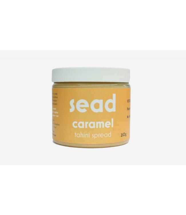 Sead Foods Sead Foods Caramel tahini 200ml