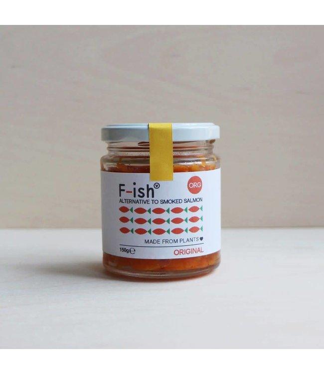 F-ish F-ish (Smoked Vegan Salmon) - The Original - 150g