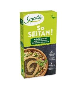 Sojade Sojade Seitan with Spinach 200g