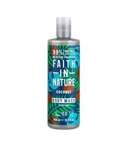 Faith in Nature Faith in Nature Coconut Body Wash 400ml