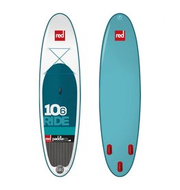 """Red Ride 10'6"""""""