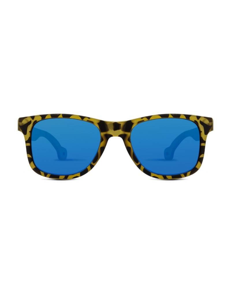 Parafina Cala Tortoise en Parafina blue lens