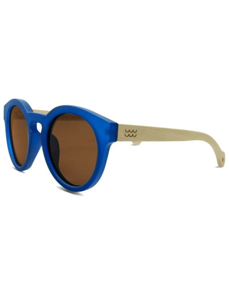 Parafina Costa Blue en Royal caramel lens