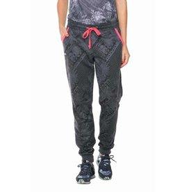 Desigual Desigual Pant_L Tracksuit Pant B Black