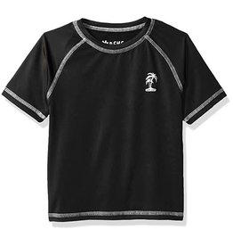 ixtreme Kittle Boy's Fashion Rash Guard Black