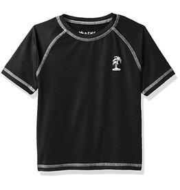 Kittle Boy's Fashion Rash Guard Black