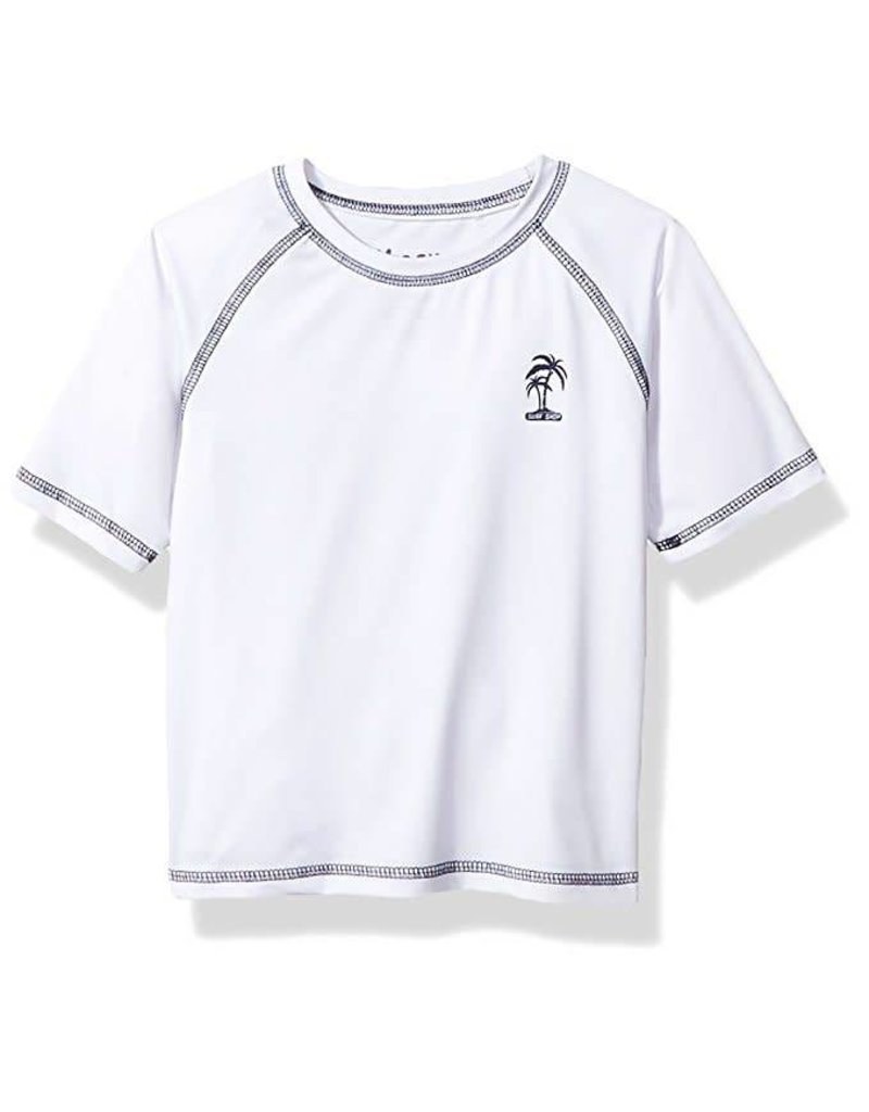 ixtreme Little Boy's Fashion Rash Guard White