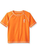 ixtreme Kittle Boy's Fashion Rash Guard Orange