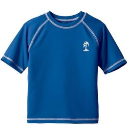 Kittle Boy's Fashion Rash Guard Blue