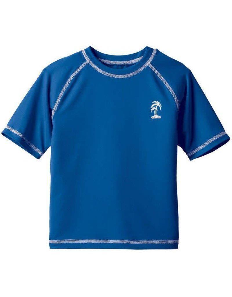 ixtreme Kittle Boy's Fashion Rash Guard Blue