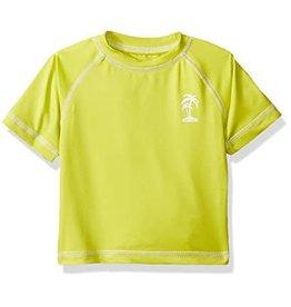 ixtreme Kittle Boy's Fashion Rash Guard Yellow