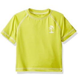 Kittle Boy's Fashion Rash Guard Yellow