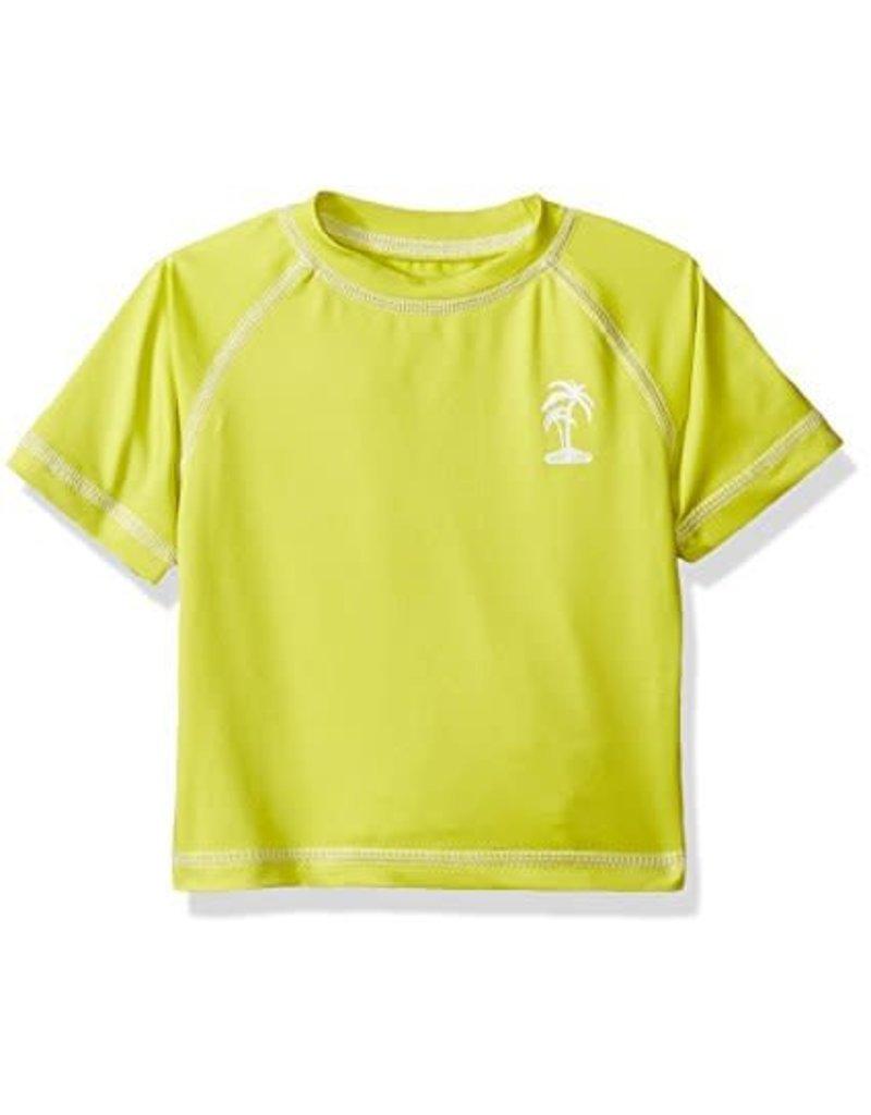 Kittle Boy's Fashion Rash Guard Yellow