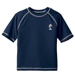 ixtreme Little Boy's Fashion Rash Guard Dark Blue