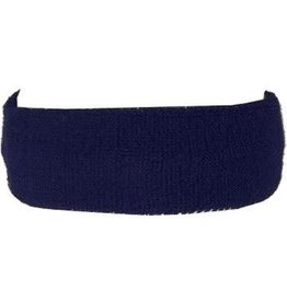 BluePoint Haarband Donkerblauw
