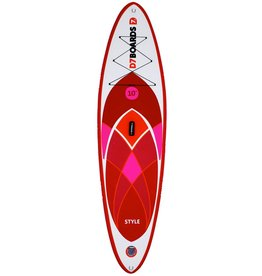 D7Boards Style 10'0 Demo