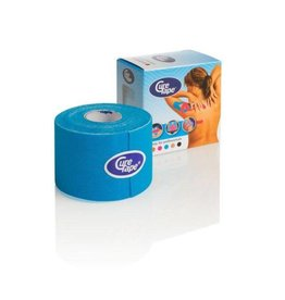 Cure Tape Rekbaar tape Blauw