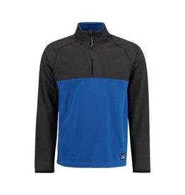 Oneill PM Ventilator Half Zip Fleece Victoria Blue