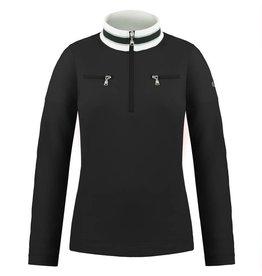 Poivre Blanc 1st layer sweater black