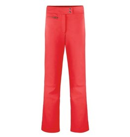 Poivre Blanc Softshell Pants Scarlet Red