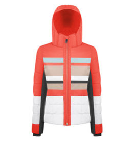 Ski Jacket nectar orange/ multico