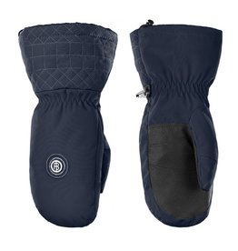 Stretch ski mittens gothic blue