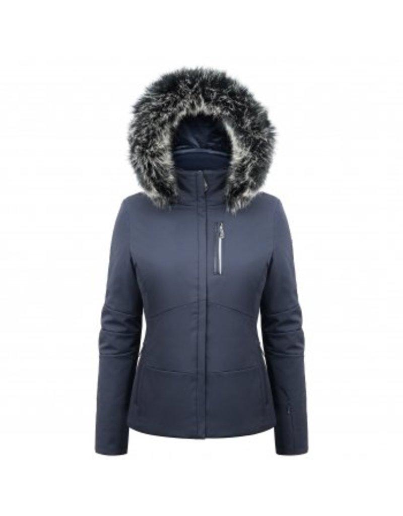 Stretch Ski Jacket Gothic Blue