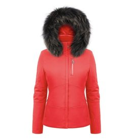 Stretch Ski Jacket Nectar Orange