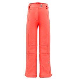 Poivre Blanc Stretch Ski Pants Nectar Orange