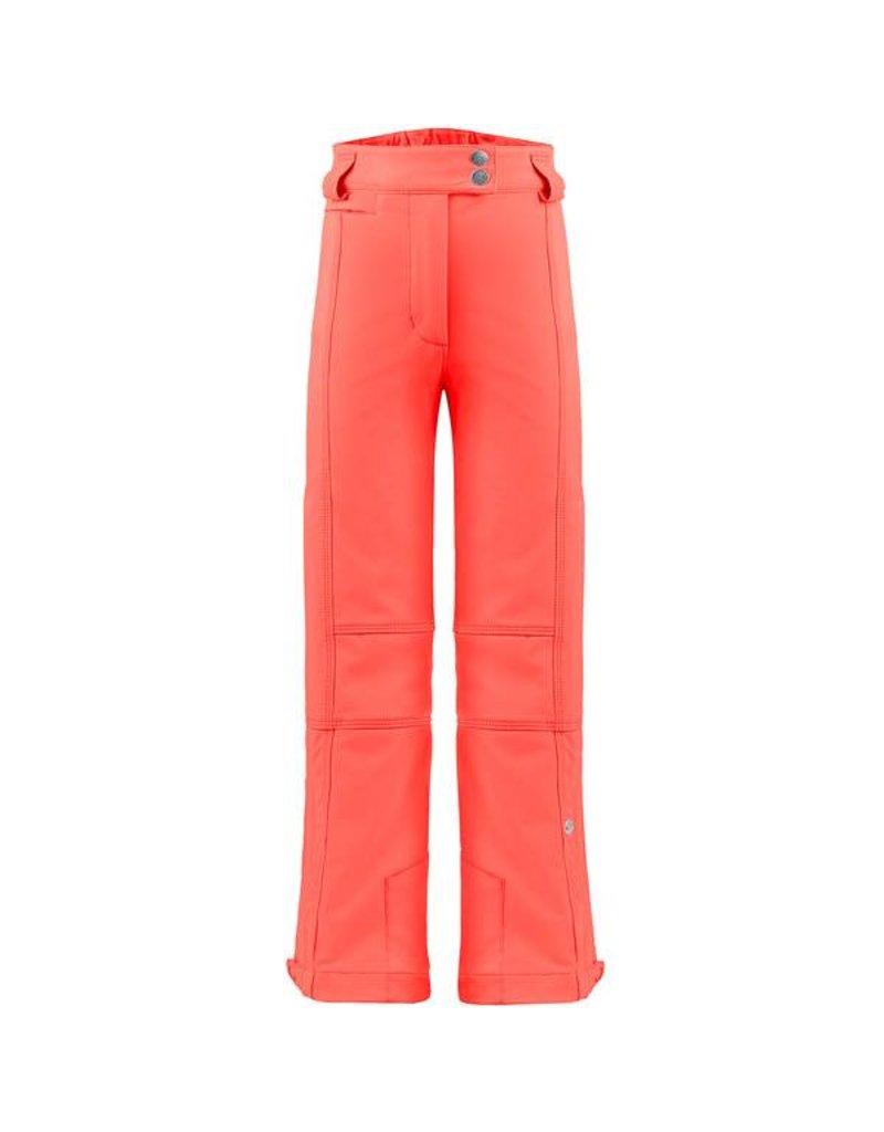 Stretch Ski Pants Nectar Orange
