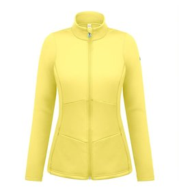 Stretch Fleece Jacket Empire Yellow