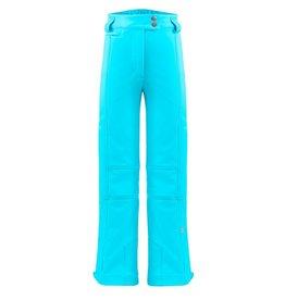 Stretch Ski Pants Azure Blue