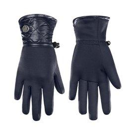 Stretch Fleece Gloves Gothic Blue