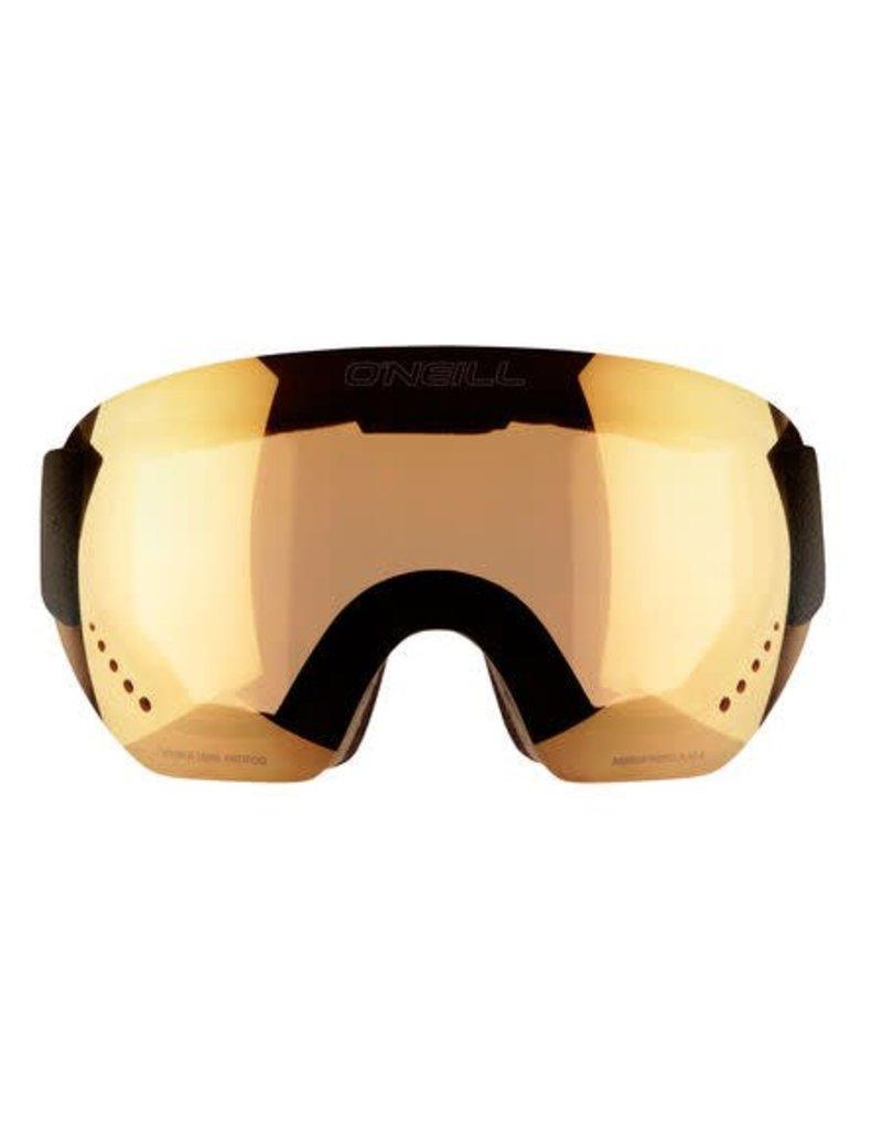 Oneill Pro Photo Snow Goggles Orange Frameless