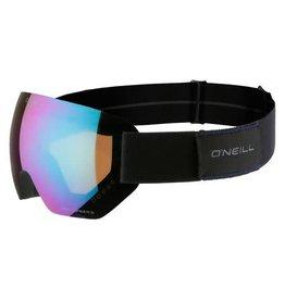 Oneill Pro Snow Goggles Blue Frameless