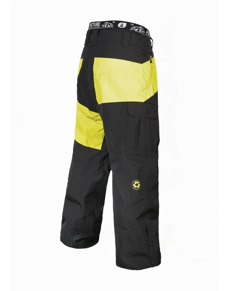 Picture Alpin pt Fluo Yellow
